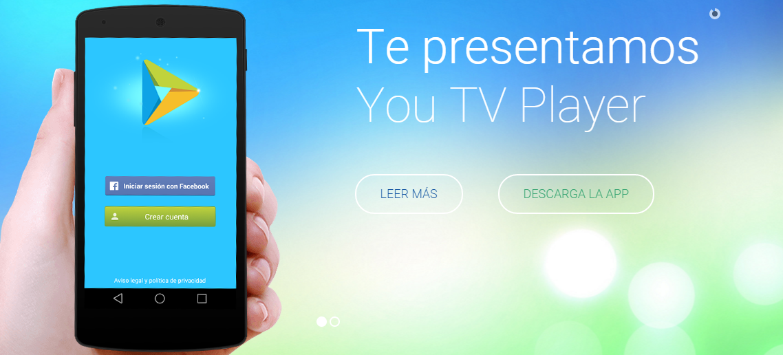 You TV Player on Chromecast