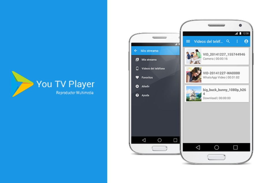You TV Player App Features
